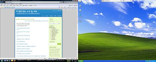듀얼 모니터에서 VMware 전체 창 모드