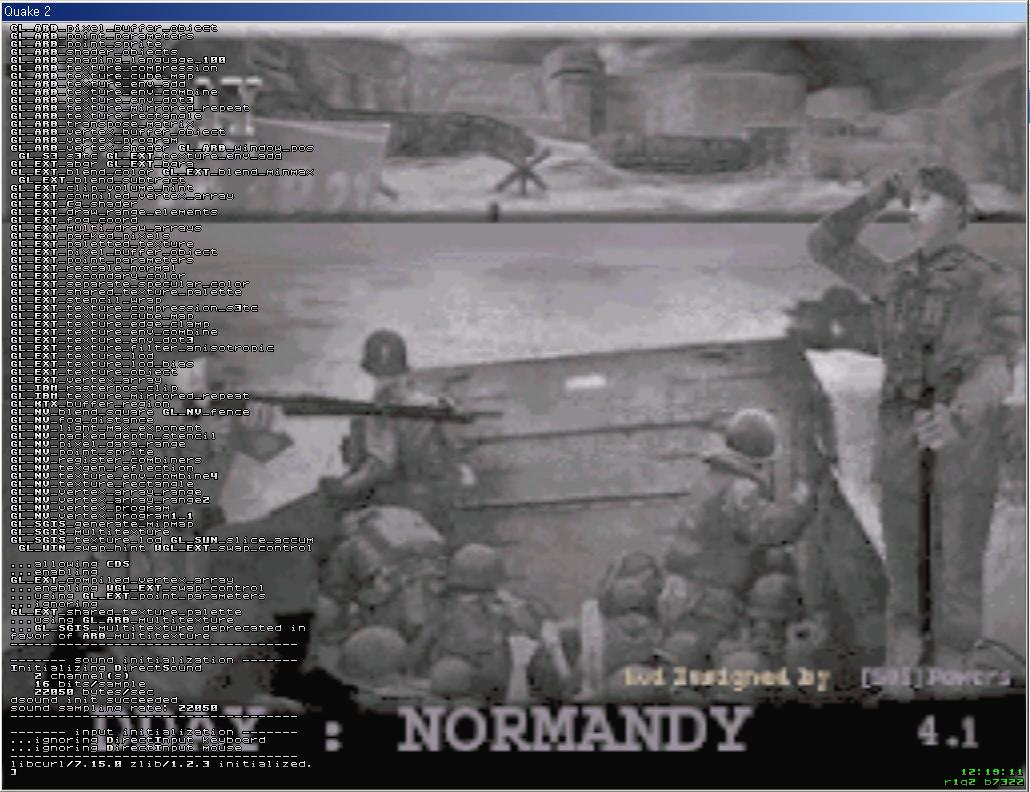 D-Day Normandy In R1Q2