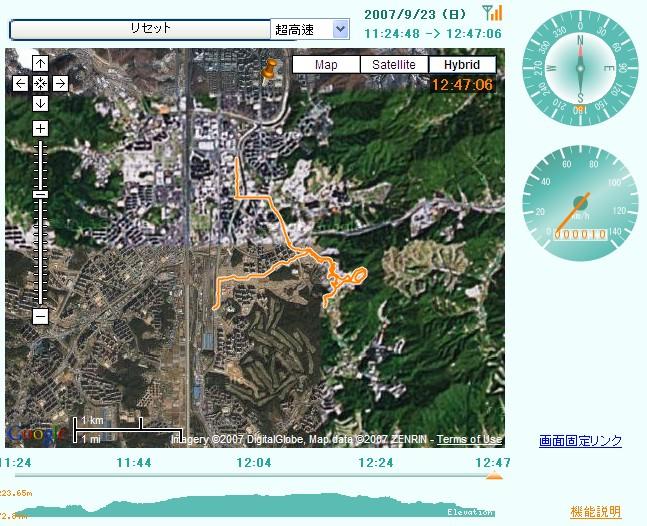 세계 곳곳에 나의 자취를 담자...GPS 트랙커