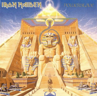 Iron Maiden [Powerslave (1984)]