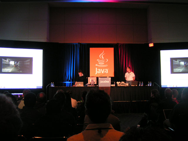 Filthy Rich Clients by Romain Guy, Chet Haase @ JavaOne 2007