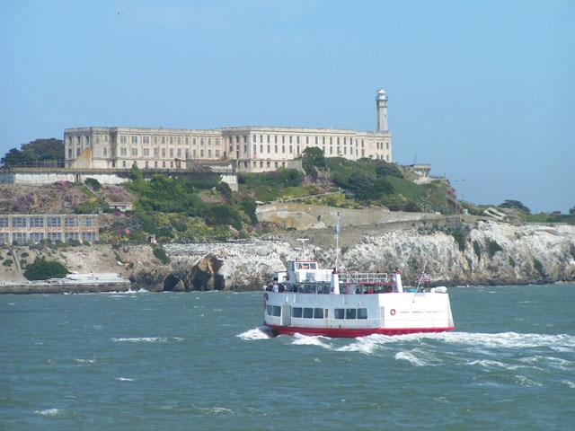 Alcatraz Island (West)