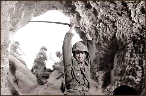 Letters From Iwo Jima Parents Guide