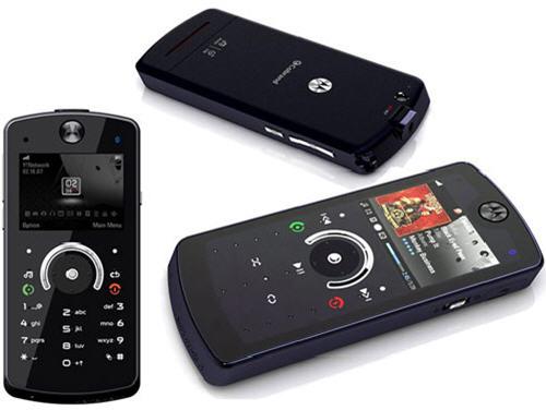 MotoROKR E8 휴대폰