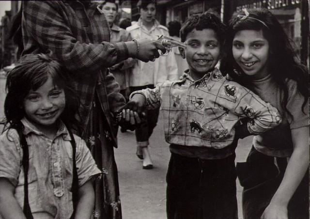 Gun 2, Little Italy. 1955