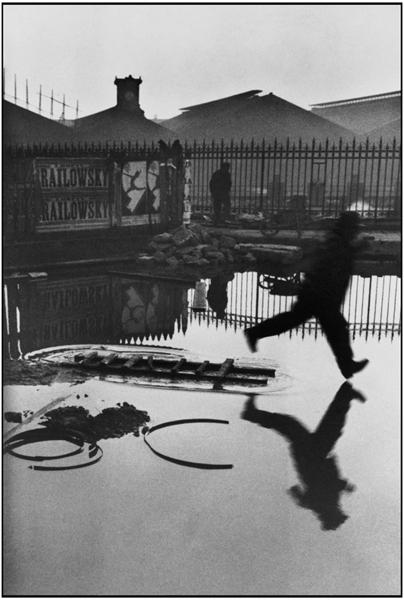 프랑스 파리, 생-라자르 역 후문, 1932