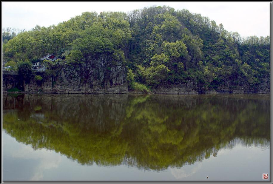 강이 있는 풍경