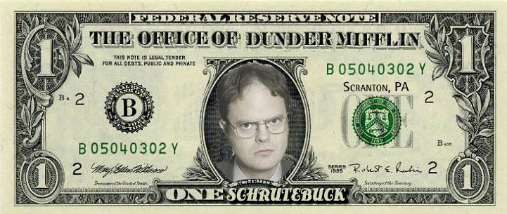 Schrute Buck
