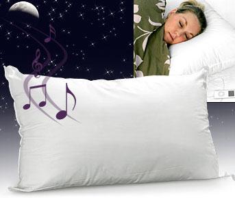 노래하는 mp3 베개
