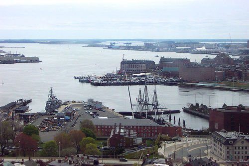 South Boston Harbor View