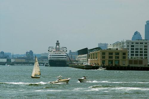 South Boston Harbor