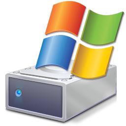 vista hard disk
