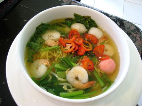 태국식 국수요리