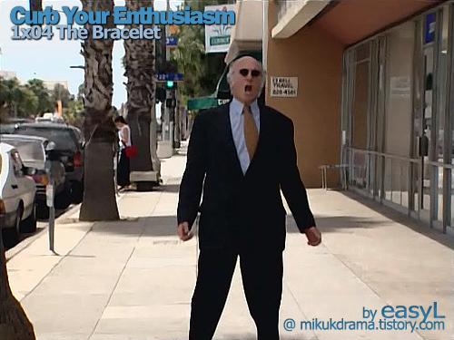 [한글] Curb Your Enthusiasm 1x04 The Bracelet