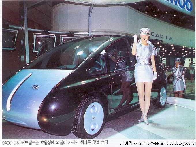 Daewoo DACC-2