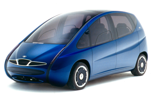 Daewoo No.2 concept