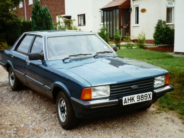 Ford cortina Mark V